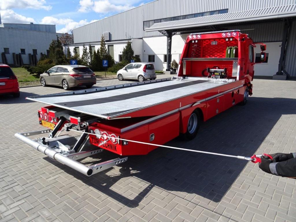 пътна помощ за фургони
